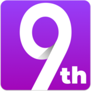 9throute Logo